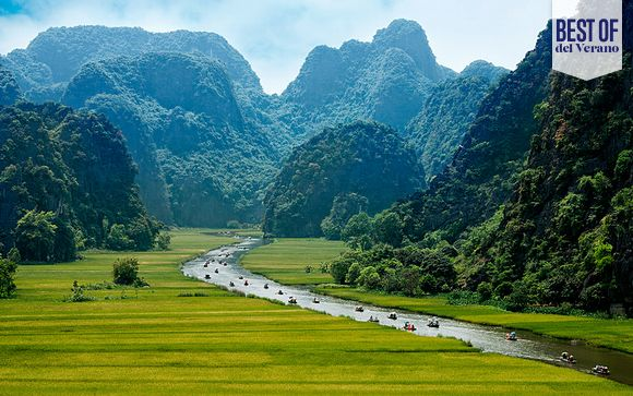 Vietnam Ho Chi Minh - Viaje al corazón de Indochina desde 1.814,00 €