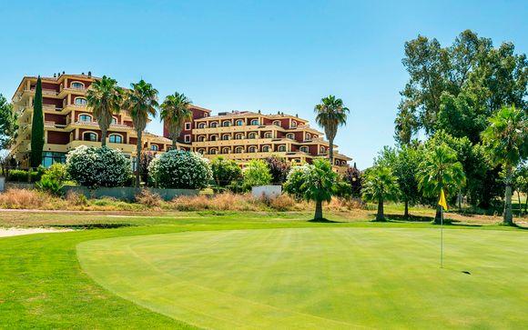 Ilunion Golf Badajoz 4*