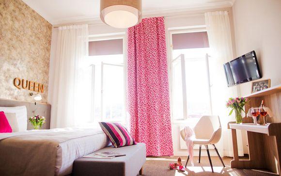 Hotel Klárov 4*