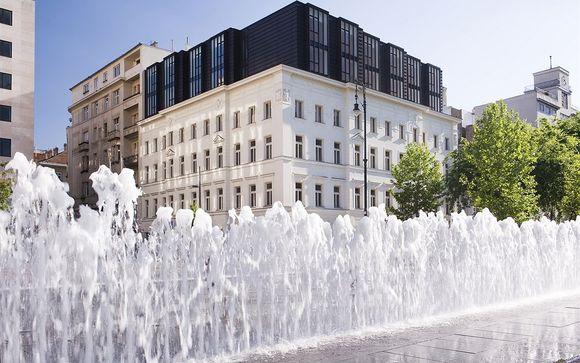 Hungría Budapest  Iberostar Grand Hotel Budapest 5* desde 129,00 €
