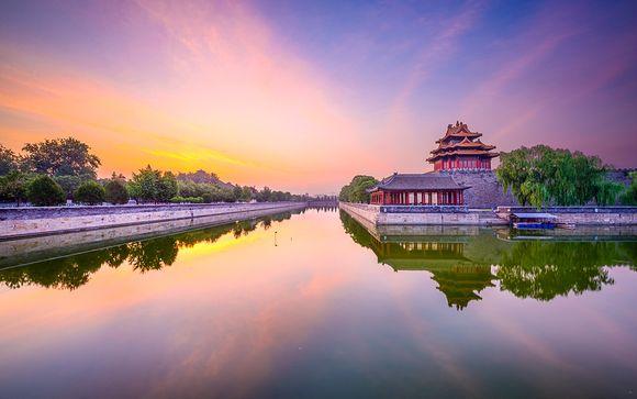 De Pekín a Hong Kong