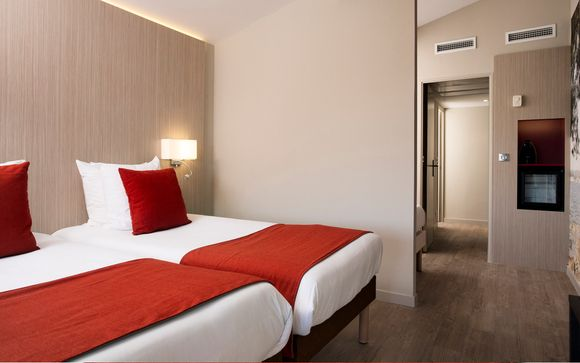 Hotel Soleil de Saint-Tropez 4*