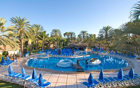 Maspalomas - Dunas Suites & Villas Resort 4*
