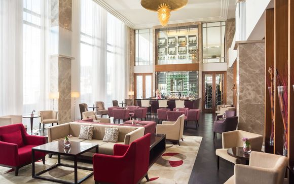 Sheraton Bratislava Hotel 5*