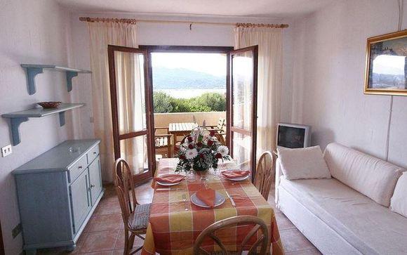 Apartamentos Le Corti di Marinella - Costa Esmeralda