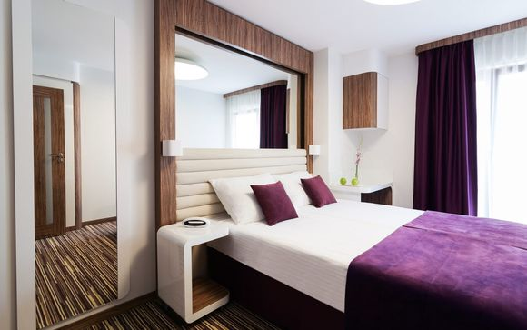 Hotel Metropolis Design 4*