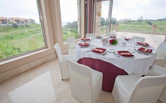 Hotel Abba Comillas Golf 4*