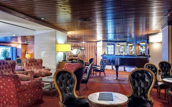 Hotel Miguel Ángel by BlueBay 5*