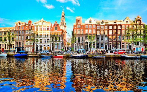 Un toque de modernidad en la ciudad de los canales