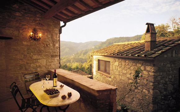 Borgo Giusto Albergo Diffuso  le abre sus puertas