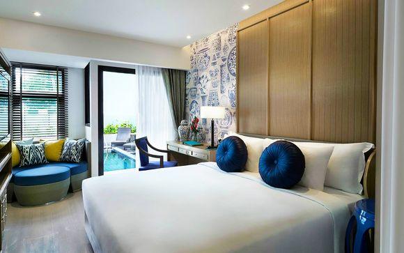 Hotel Manathai Surin 4*