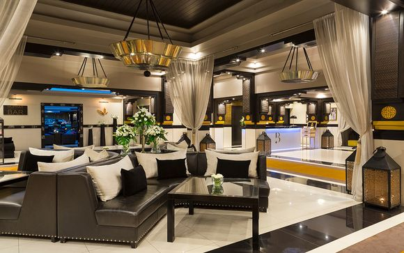 Hotel & Ryad Barriere Le Naoura 5*