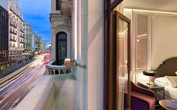 Madrid - H10 Villa de la Reina Boutique Hotel 4*