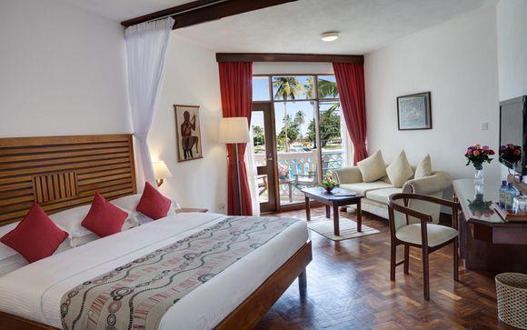 Amani Tiwi Beach Resort 5*