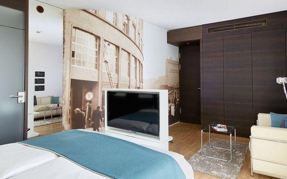 Living Hotel Das Viktualienmarkt 4*