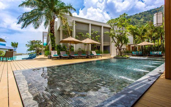Mai House Patong 5* y opción a Kalima Resort & Spa 5*