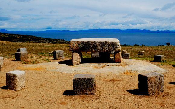 Extensión al Lago Titicaca