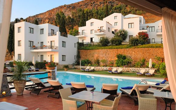 Hotel Creta Blue Boutique 4*