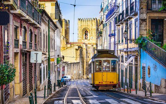 Hotel Heritage Lisboa Plaza 4*