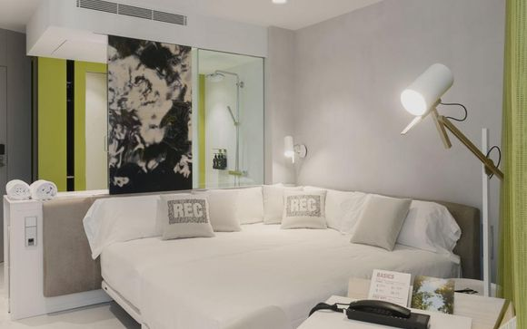 Hotel REC Barcelona - Solo Adultos