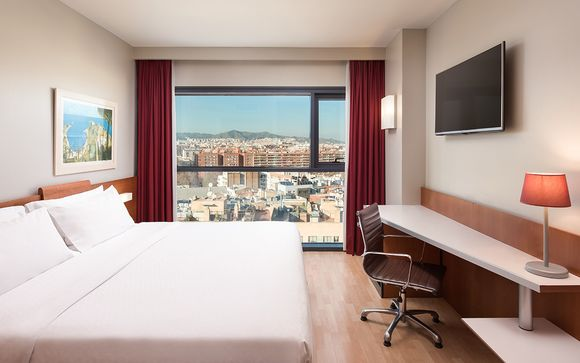 Four Points by Sheraton Barcelona Diagonal