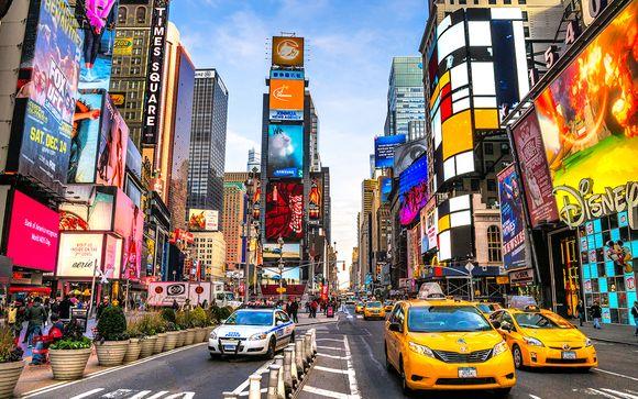 Extensión de 3 o 4 noches en Nueva York