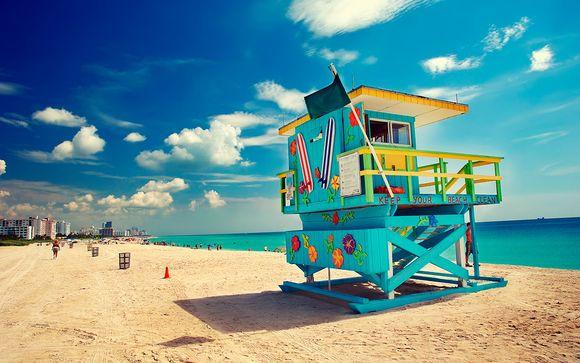 Four Seasons Miami 5* con opción a Nueva York