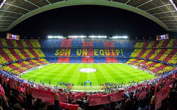 Partidos de Liga: Real Madrid, Atlético de Madrid y F.C.B.