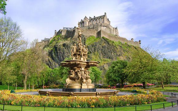 Tour clásico por Escocia a tu aire