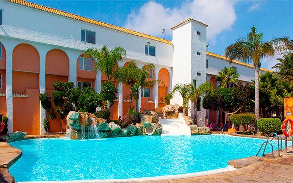 Diverhotel Nautilus Roquetas 4*