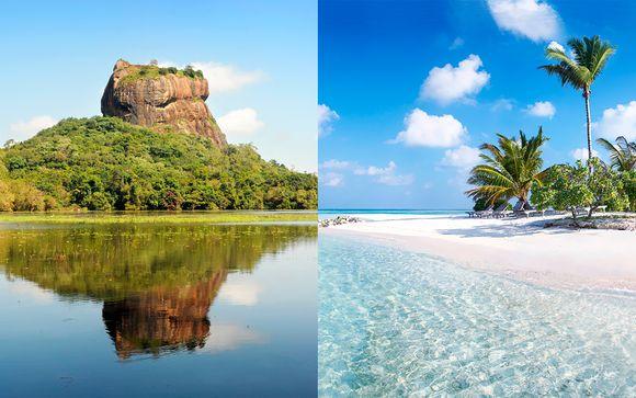 Circuito privado por Sri Lanka y Paradise Island Resort & Spa 5*