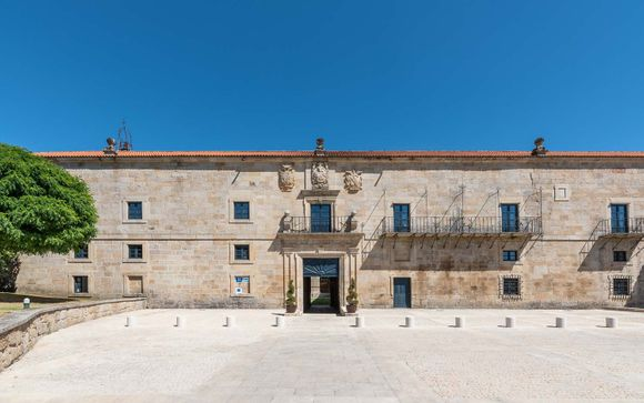 Eurostars Monasterio San Clodio 4*