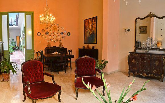 Casas particulares en La Habana y Trinidad