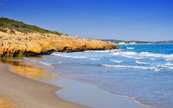 Hotel Balneario Termaeuropa Playa de Comarruga 4*