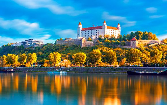 Viena, Bratislava y Budapest