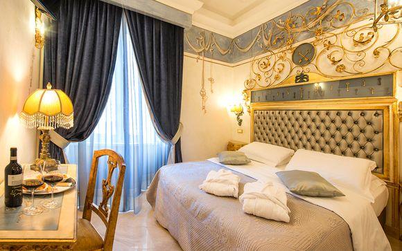 Alojamiento histórico con acceso al spa