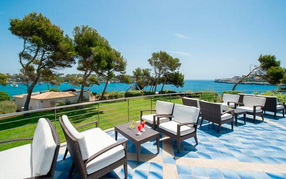 Estilo mediterráneo en un ambiente chic