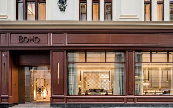 BoHo Prague Hotel 4*