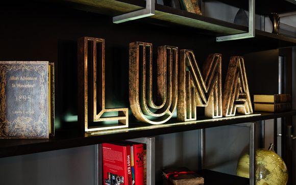 Hotel Luma Concept 4*