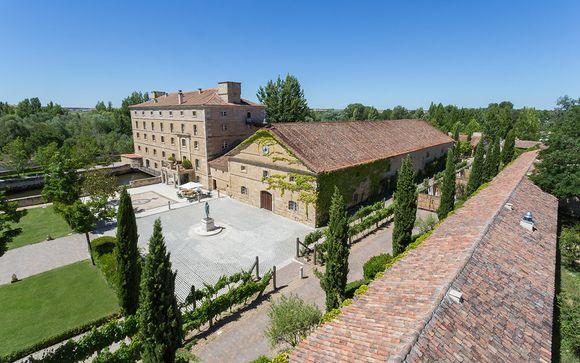 Hacienda Zorita Wine & Spa 5*