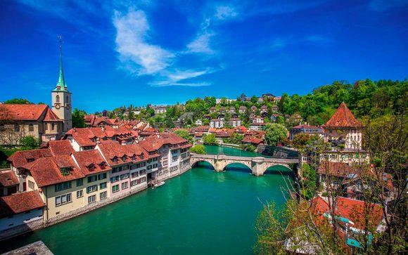 Suiza Ginebra - Suiza y Alemania desde 1.033,00 €