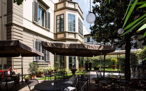 Italia Florencia - San Gallo Palace 4* desde 50,00 €