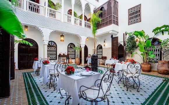 Riad Oriental Glory & Spa - Solo Adultos