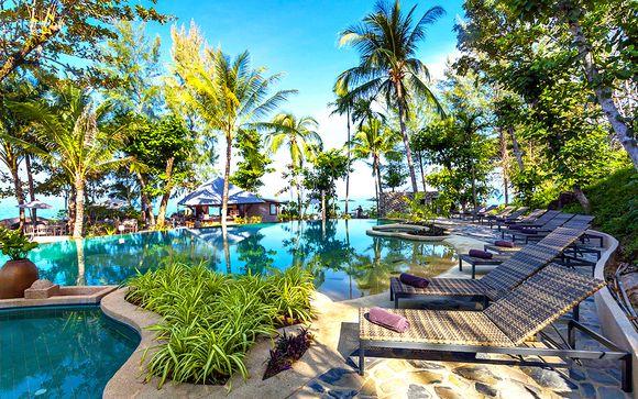 VIE Hotel 5* y Moracea by Khao Lak Resort 5*