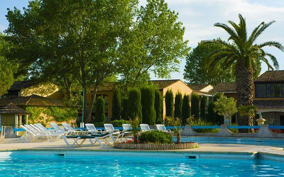 Hotel Club Résidence Les Amandiers 4*
