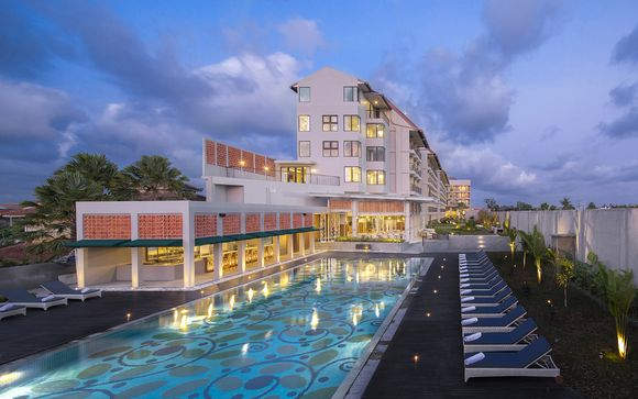 Eastin Ashta Resort Canggu 4*
