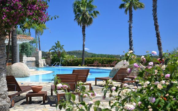 Galanias Hotel & Retreat 4*