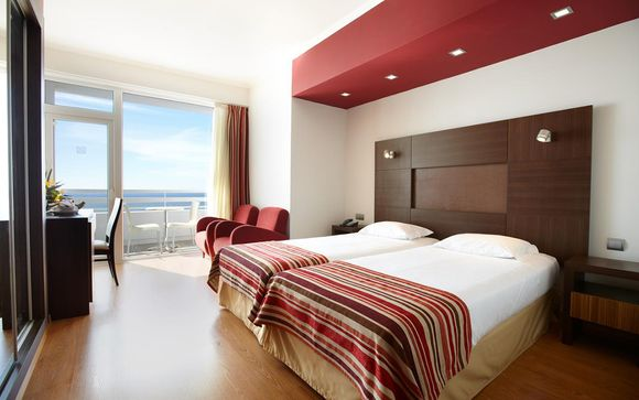 Muthu Raga Madeira Hotel 4*