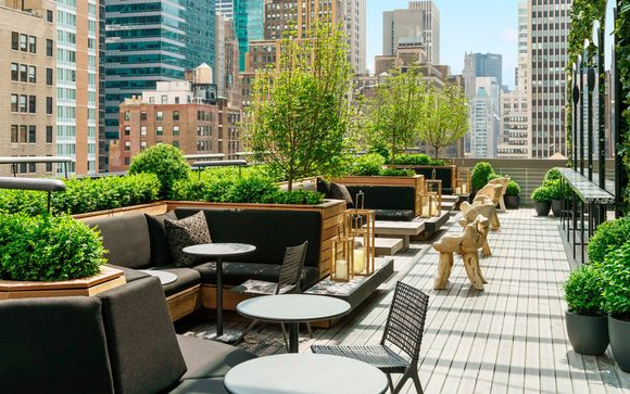 AC Hotel New York Times Square 4*