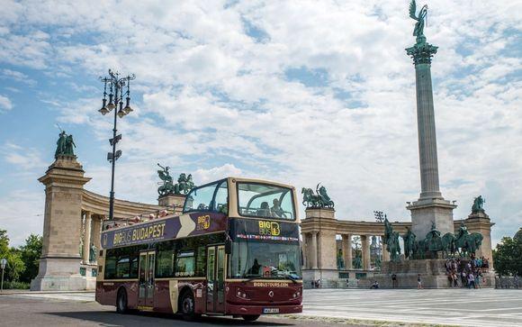 Mirage Medic Hotel 4* en Budapest